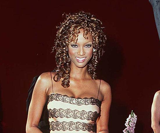 1996: Tyra Banks