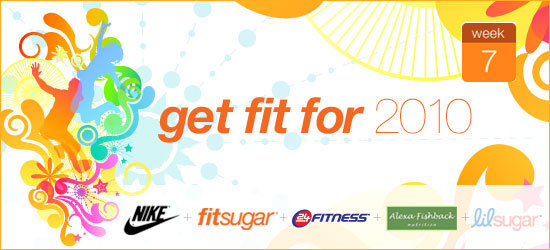 Get Fit For 2010: Challenge 7, Share a Workout
