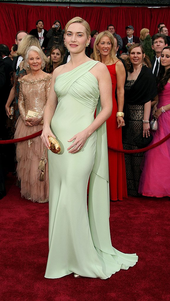 Kate Winslet at the 2007 Academy Awards