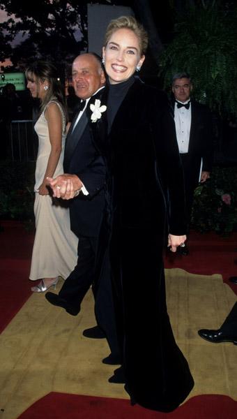 Sharon Stone at the 1996 Academy Awards
