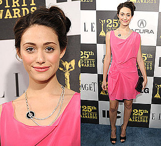 Emmy Rossum at 2010 Independent Spirit Awards 2010-03-05 20:09:36