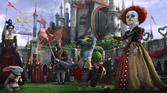 Alice in Wonderland is No. 1 at the Box Office for the Second Week, Highest Gross Ever for a Tim Burton Movie