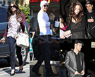 Photos of Twilight's Ashley Greene And Kellan Lutz Together in LA
