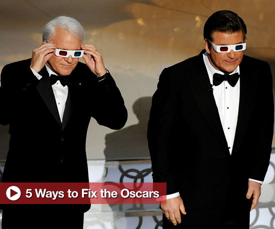 5 Ways to Fix the Oscars