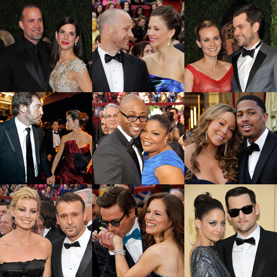 Who Was Your Favorite Oscars Couple?