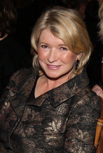 Martha Stewart Pitching TV Show Help Me Martha