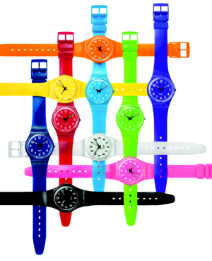Swatch Color Codes Are Way Cools