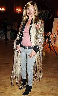 Kate Moss Floral Shawl