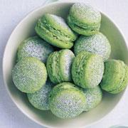 Green Macaroons