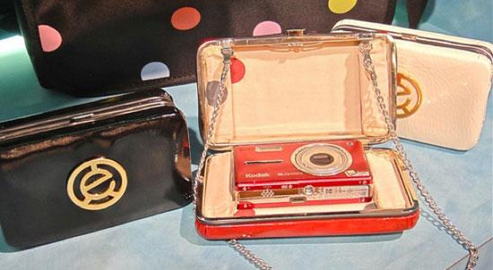 The Jill-e Clutch Bag For Cameras