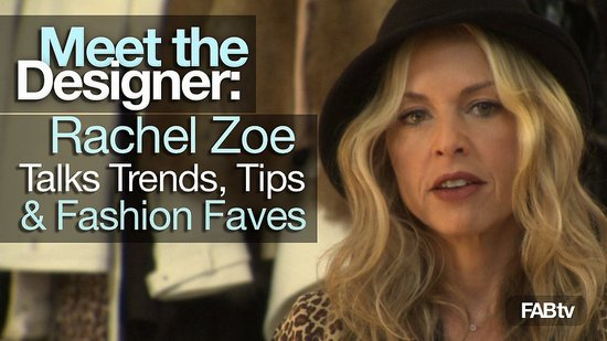 Rachel Zoe Talks About Fall Runway Trends and Ultimate Wardrobe Staples 2010-03-23 10:53:07