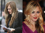 Photos of Fearne Cotton with Brown Hair