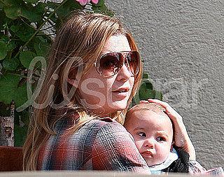 Photos of Ellen Pompeo's Daughter Stella Luna