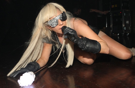 Lady Gaga Designs Sunglasses For London Label Linda Farrow