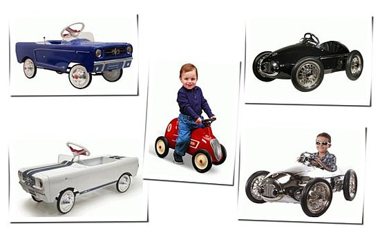 Classic Ride-On Toys