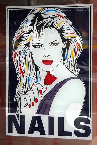Nail Salon Patron Allegedly Attacks Owner
