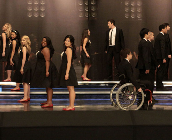 Finn and Rachel seem to be getting closer — are they finally going to get together?