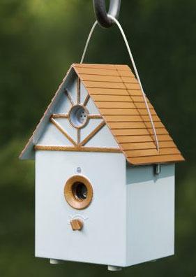 Birdhouse Works As a Dog Bark Deterrent