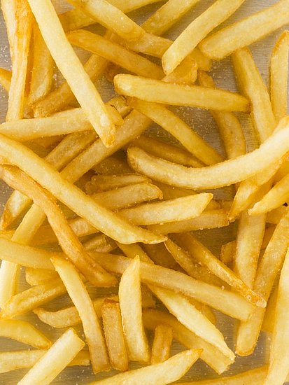 French Fries Are a Vegetable?