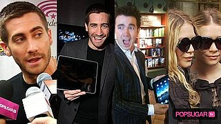 Jake Gyllenhaal at 2010 WonderCon, Celebrities With iPads, and Celebrities on Easter 2010-04-05 15:19:42