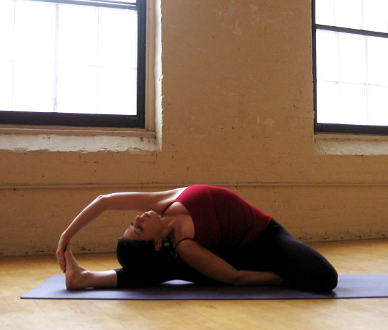 How to Do Bound Gate Pose