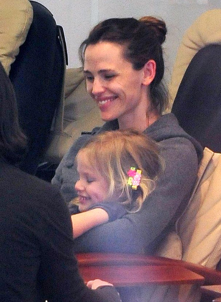 Pictures of Jennifer Garner's Birthday Weekend