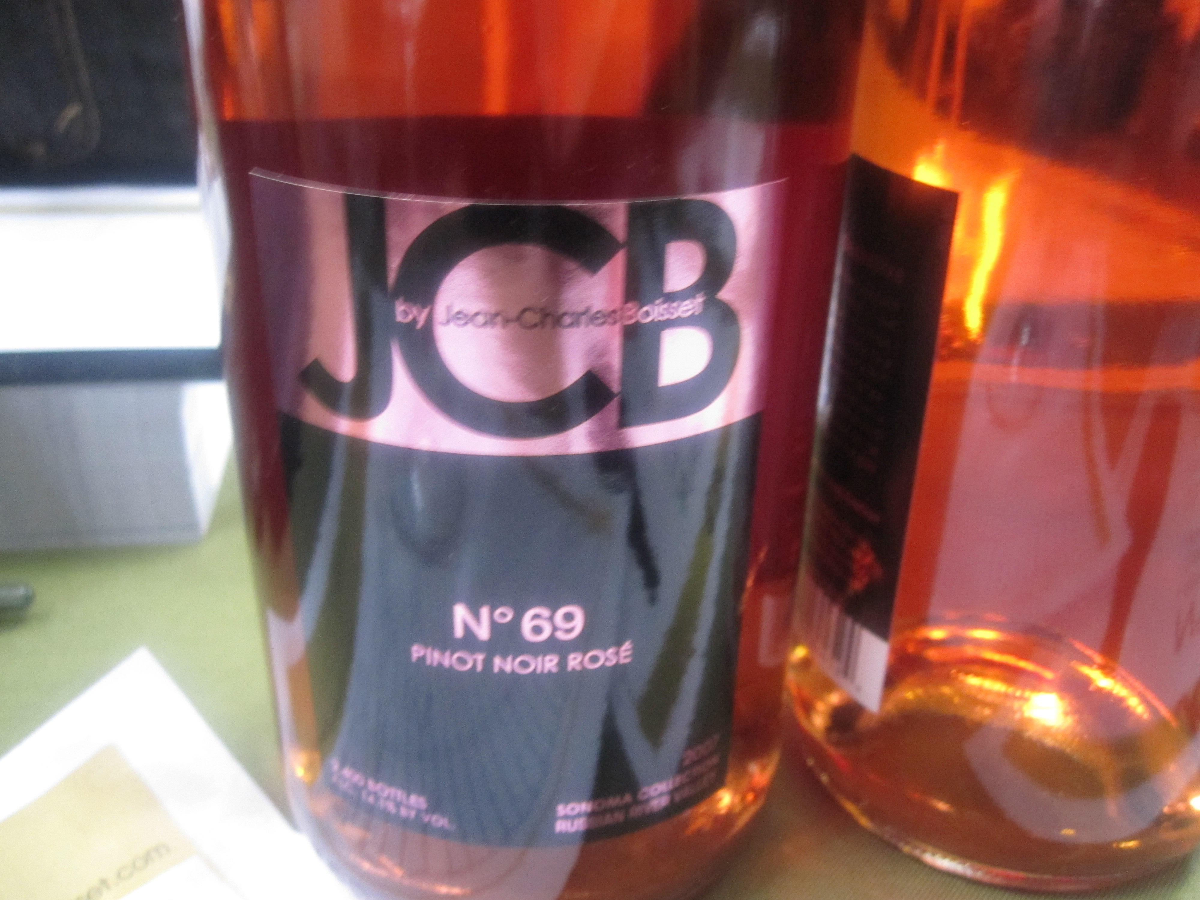 Another Rose worth seeking out is this one by Jean Charles Boisset.