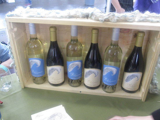 A Look at the 2010 SF Vintners Wine Tasting