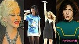 Christina Aguilera on GMTV, Taylor Swift and Katy Perry Duet, Ricky Martin Nude Video 2010-04-16 15:17:11
