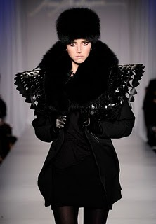 Irina Shabayeva Fall 2010 Collection