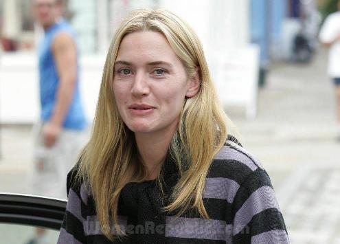 Kate Winslet Without Makeup!!!