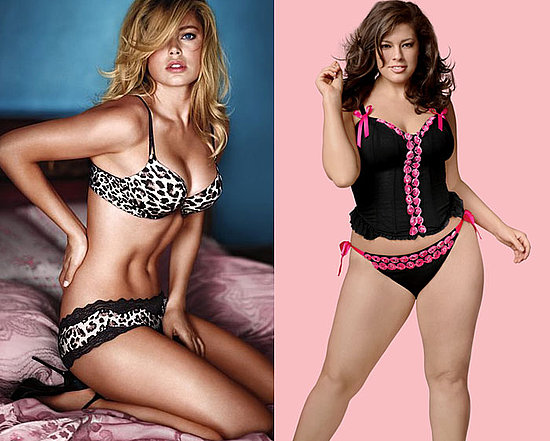 ABC Turns Down Lane Bryant Commercial and Accepts Victoria's Secret 2010-04-22 10:11:52