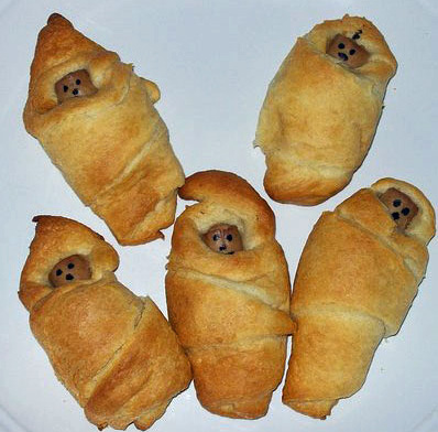 Make a Project Out of Pigs in a Blanket Day