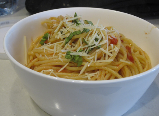 Recipe For Jamie Oliver's Classic Spaghetti