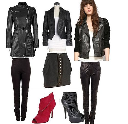 Yeah, we love leather!!!