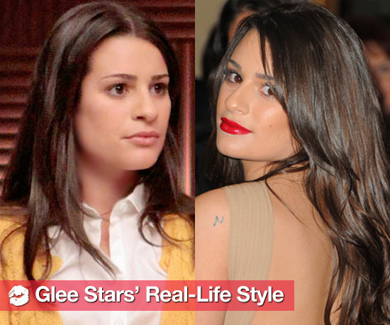 Glee Characters in Real Life 2010-04-27 08:00:00