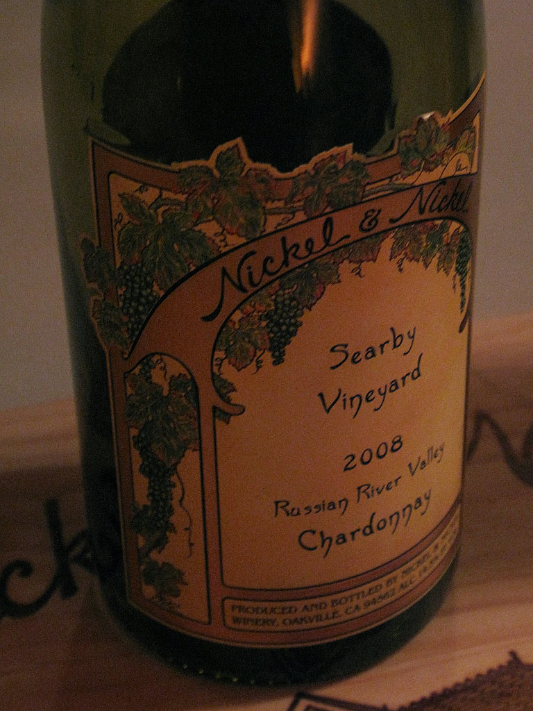 Nickel & Nickel 2008 Searby Vineyard Chardonnay