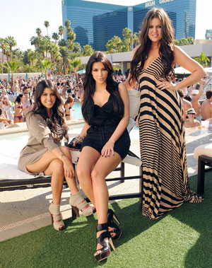 Khloe Kardashian Jealous of Kourtney's Weight Loss