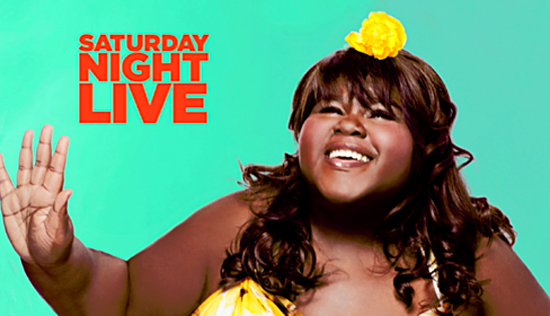 Gabourey Sidibe on SNL and Other Fun News Stories