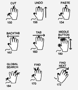 Apple Wins More Multitouch Patents