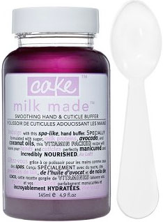 Giveaway For Cake Beauty Milk Made Smoothing Hand & Cuticle Buffer