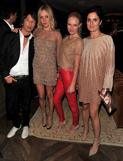 Pictures of Kate Bosworth, Nicole Richie, Chloe Sevigny at Valentino Cocktail Party 2010-04-30 12:57:29