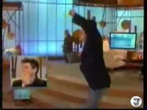 Old RDJ Video - Robert Downey Jr. Dancing On Ellen
