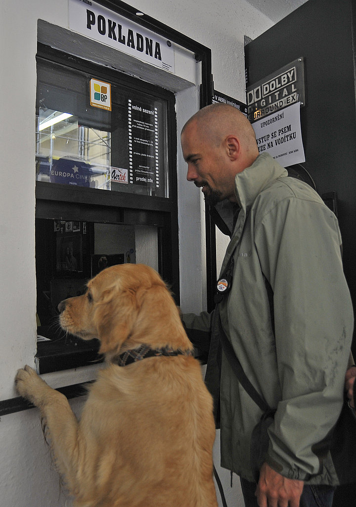 I'll Take Two Tickets For Must Love Dogs, Please!