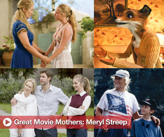 Meryl Streep's Memorable Roles as a Mother to Celebrate Mother's Day