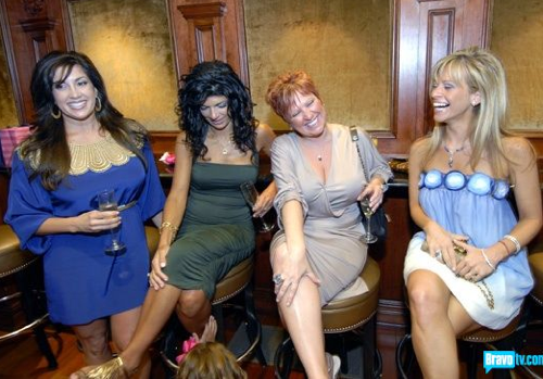 Grab Bag! How to Throw a Real Housewives of NJ Viewing Party