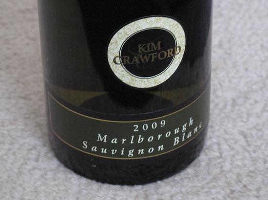 Happy Hour: 2009 Kim Crawford Sauvignon Blanc