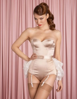 Pictures of Agent Provocateur's 2010 Bridal Collection