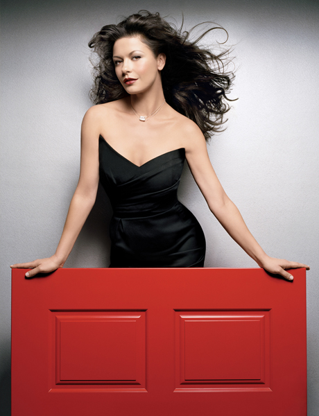 Catherine Zeta Jones for Elizabeth Arden