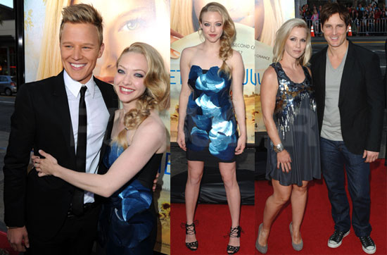 Pictures of Amanda Seyfried And Christopher Egan at The LA Premiere of Letters to Juliet 2010-05-12 17:00:00